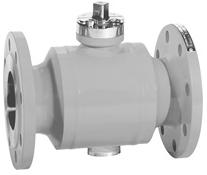 Ball valves for Gas Transmission