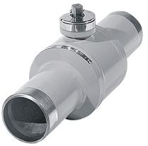 Ball valves for Gas Distribution