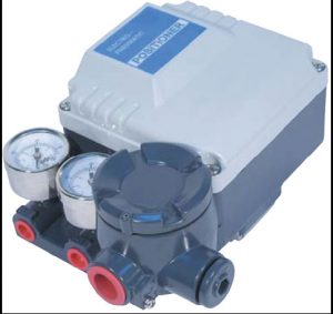 Pneumatic positioners EPL/EPR