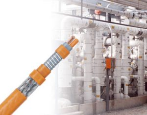 Parallel Constant Watt Heating Cables